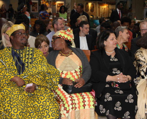 Celebrating colourful, colossal, culturally-rich Africas Day.